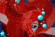 Red Water Queen