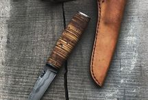 Bladesmithing Knives