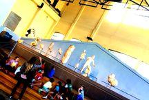 Centrale Montemartini visita guidata per bambini e famiglie / Le visite di Roma dei Bambini per famiglie, un'esperienza didattica divertente grazie alla selezione di luoghi di particolare fascino raccontati da guide esperte in didattica per l'infanzia...questa volta eravamo alla Centrale Montemartini di Roma luogo bellissimo..da vedere!