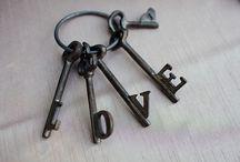 Keys! / by Jessica Cox
