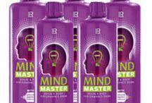 Mind Master. Brain & Body performence drink. / Mind Master Brain & Body Performance Drink Mind Master är världens första produkt som i sin helhet är tillägnad temat stress! Den neutraliserar fysisk stress och tillför ny frisk energi till kropp och sinne. Mind Master ökar koncentrationen och ger mer energi!