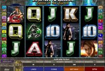 Tomb Raider™ Video Slot / Get ready to join the infamous Lara Croft on her latest and most exciting quest yet! This 30 line video slot is the ultimate gaming experience.