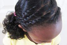 Gabrielle hair