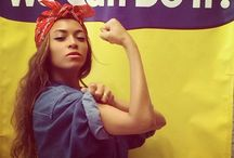 Rosie the riveter / by Ju Ronconi
