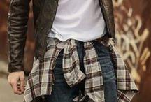 Мужская повседневная мода