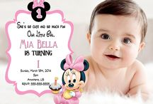 Angel's Baby Minnie Party