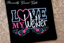 Love my Welder ! / by Kristi Post