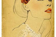 Tangerine: It Spring Shade Of the Season / by Joy David-Tilberg