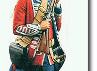 British uniforms 18th century