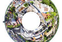 Rundbildfotografie / #360Grad #Rundbildfotos mit #Oneshot Objektiven
