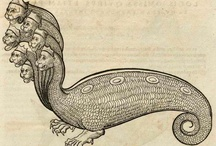 Monstruos Mitológicos / Mitología