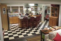Dream kitchen/parenthood