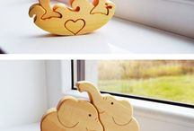 wooden creations