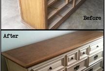 Furniture Makeovers / by Jocelyn Boogerman