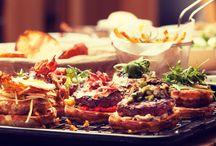 Hamburguesas gourmet / Hamburguesas hechas con la mejor materia prima y de forma artesanal.