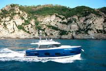 """Blue By You 50 Foot Azimut Magellano / Welcome """"Blue By You"""" to the Image Yacht Charter family! The 50 Foot Azimut Magellano is docked in Sanibel, Florida, ready to take you on an unforgettable charter!"""