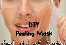 beauty (facial hair remover)