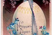 Pascua Decoupage