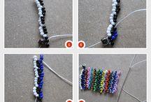 Beaded bracelets / Bracelets