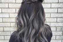 Peinados y colores