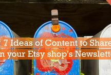 business | general tips / General business how to for an online business: etsy, Pinterest, google analytics, and more