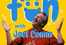 Joel's Podcasts