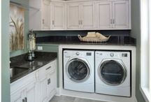 For the Home: Laundry Room / by Ash McCoy