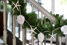 Coastal Christmas Ideas / by Suzanne Tower