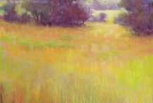 pastel paintings / by Annetta Gregory