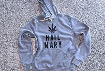 Mikiny cannabis