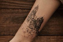 Tatuagens Artísticas