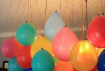 Party Decor / by Wendy Caillouet