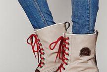 botas,zapatillas,