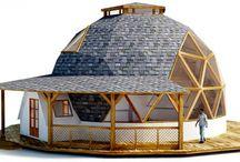 Купольный дом Geodesic