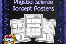 Physical Science / by Melissa M