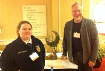 FFA #Americangrown Class at NEFE 2015 / The Future Farmers of America... or (Future Friends of Agriculture) we're in attendance for my Hands on Class in Mystic CT. My FFA Student Classes are great... they showcase such passion and excitement for our Flower Industry! They Truly are the FUTURE of Floristry! Go FFA!!!!