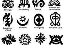 Spirituel - symboler