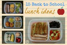 food: school lunches