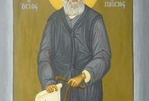 Βυζαντινή Ορθόδοξη εικονογραφία