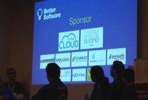 Better Software 2013 - #BSW13 / Aruba Cloud, sponsor Gold del BSW 2013 a Firenze per fornire tutti i dettagli sulla nostra offerta di Cloud Computing, Cloud Object Storage, Domain Center, Cloud Backup e Private Cloud.