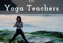 Yoga Teachers Tips & Tools