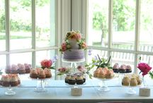 Dessert tables / Sweet table options and decor!