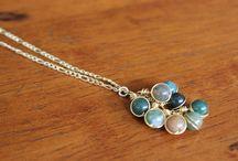 Jewelry Joyeria Necklaces Collares / Merkao's collection of jewelry and necklaces. La colección de joyas y collares de Merkao