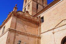 IGLESIA DE SAN NICOLAS DE BARI EN MADRIGAL DE LAS ALTAS TORRES.