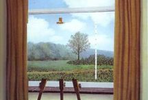 Artist Magritte