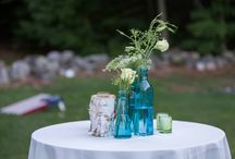Creative Rustic Table Decor