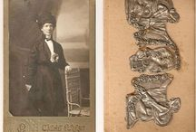 Old Photography / Antique Vintage photography - photo , cabinet portrait , photo postcards etc.