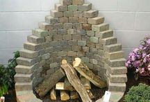 Fire Pit Ideas / by Gayle Flohrs