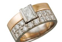 Kennett Crafted Dress Rings