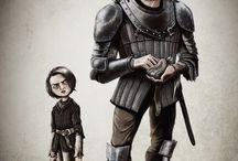Game Of Thrones / by N Chris Gobert